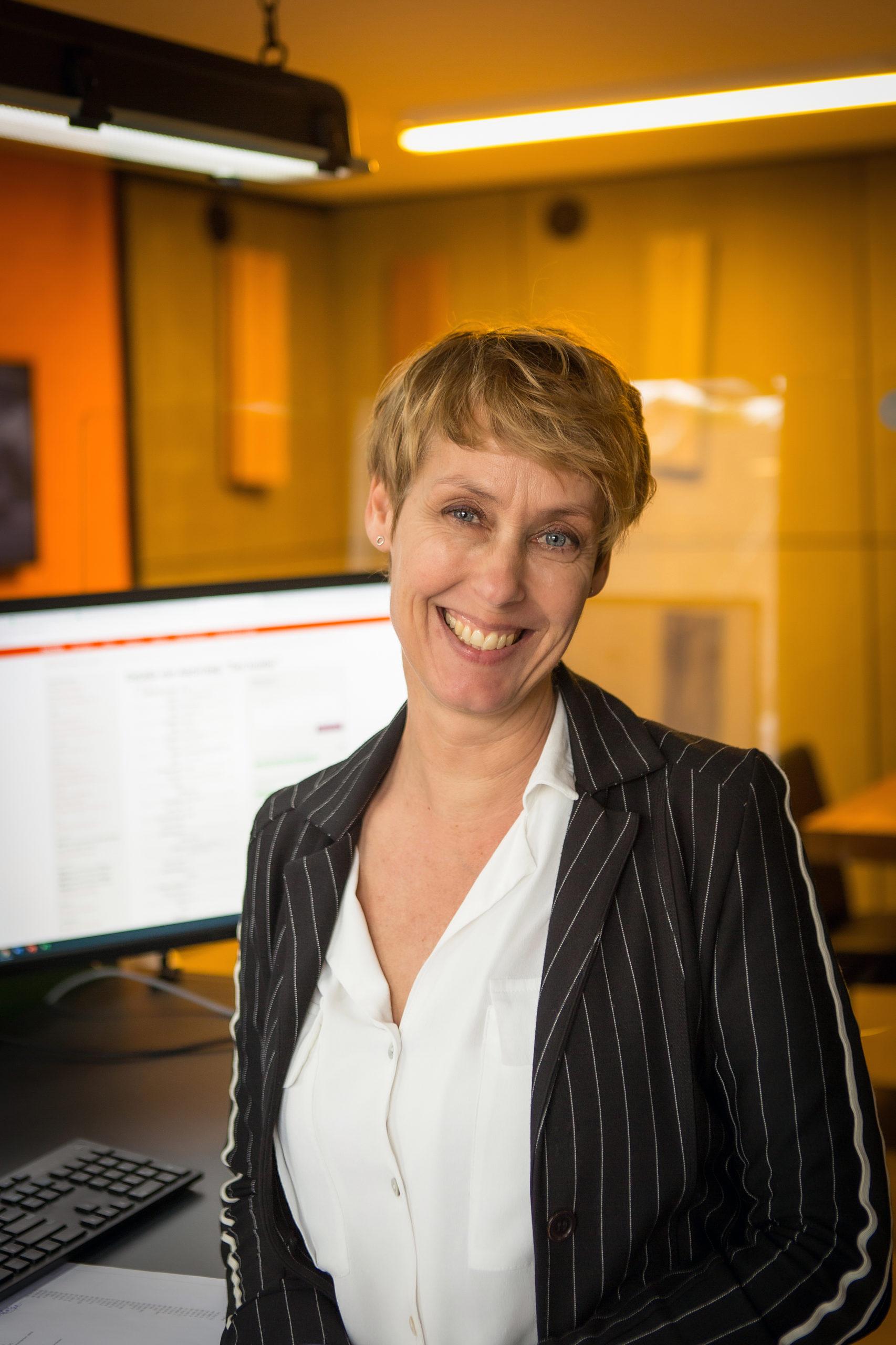Sandra van Dijk
